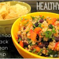 Black Bean Quinoa Side Dish