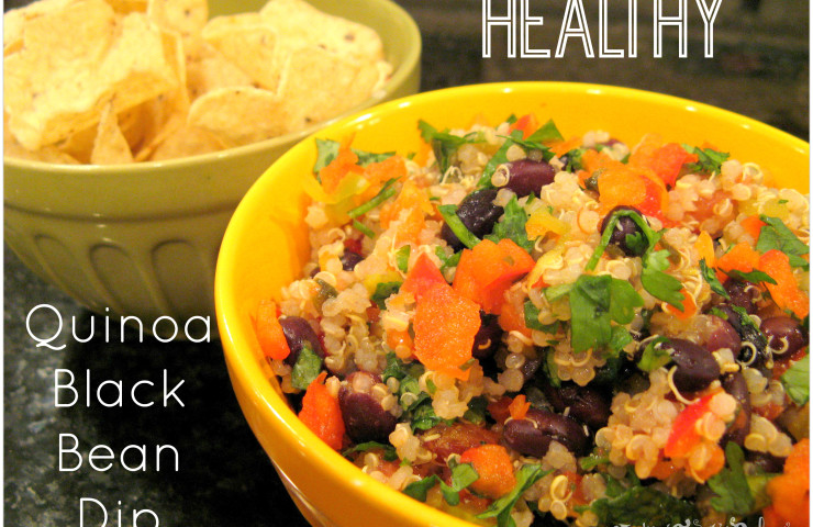 Black Bean Quinoa Side Dish