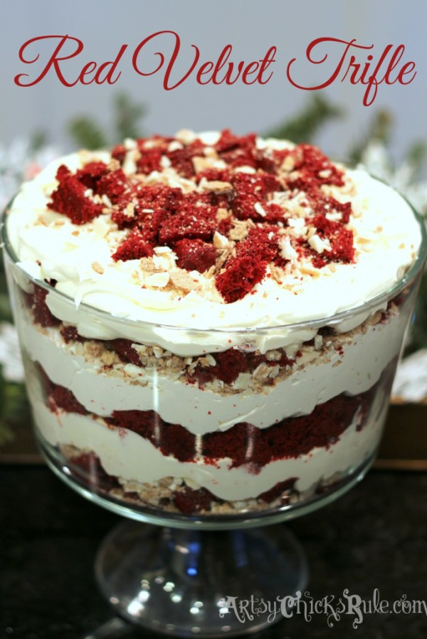 Red-Velvet-Trifle-Recipe - Artsy Chicks Rule