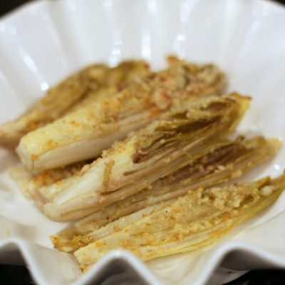Garlic Roasted Endives