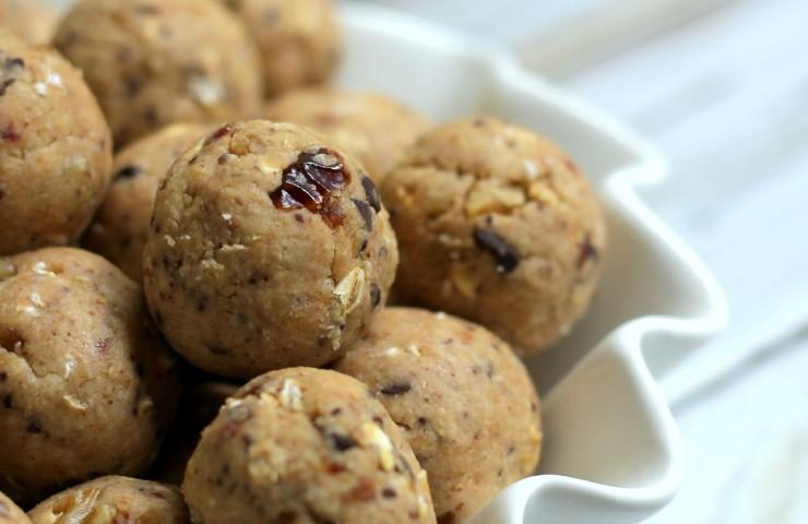 Gluten Free Breakfast Balls (or snacks too!)