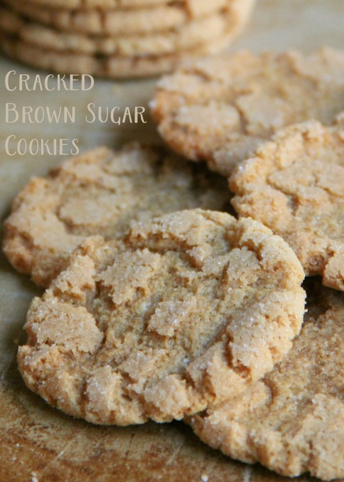 Cracked sugar cookies recipe - Cookie man recipes