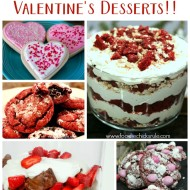 Valentine's Dessert Recipe Ideas