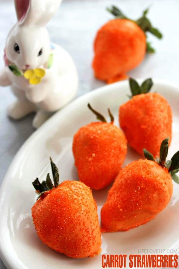 Carrot-Strawberries - Life Love Liz