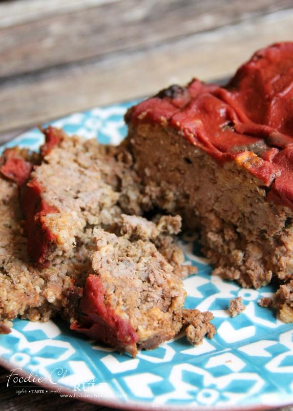 Meatloaf - So Yummy - foodiechicksrule
