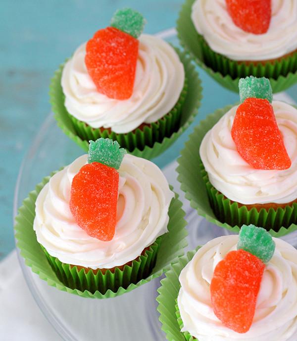 carrot-cupcakes Homemaking Hacks