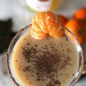 Orange Chocolate Martini (Orange Chocola-tini)