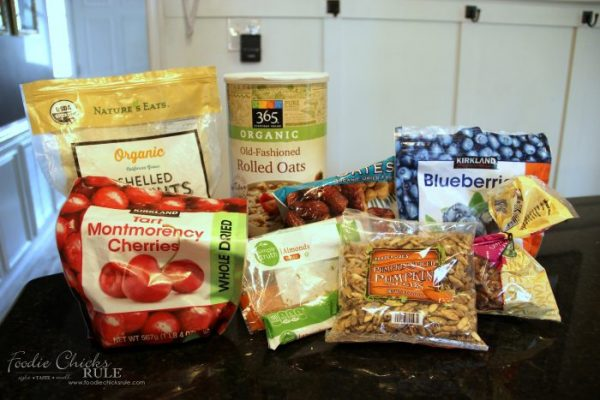 So EASY! Delicious and Best Muesli Recipe!!! EVER!! foodichicksrule.com