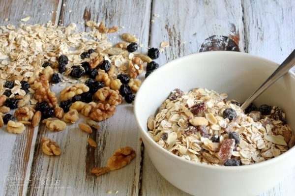 So yummy!! Delicious and Best Muesli Recipe!!! EVER!! foodichicksrule.com