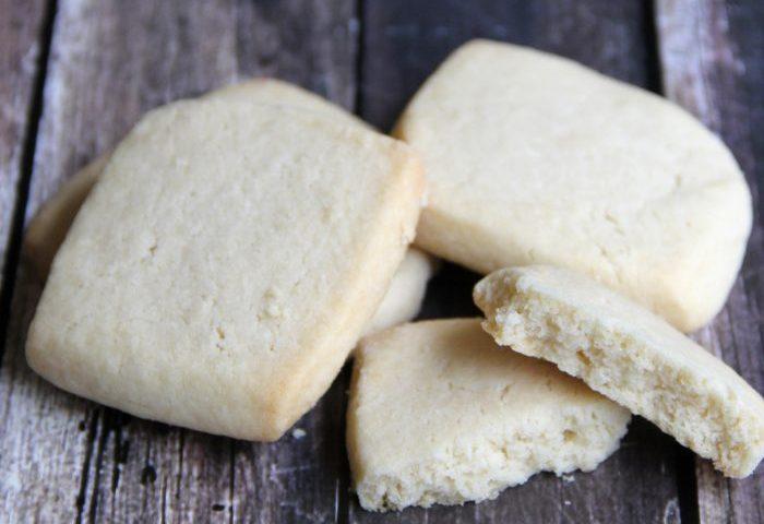 Best Shortbread Cookie Recipe Ever!