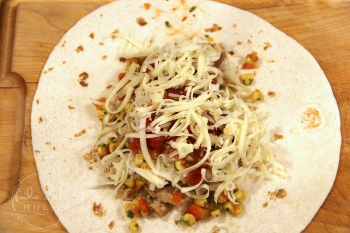 BEST Burritos Recipe!! Big & Stuffed and full of flavor! foodiechicksrule.com #bestburritorecipe #bigburritos #texmexfood #mexicanfoodrecipe #burritorecipe