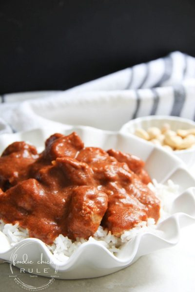 Easy Butter Chicken (less than 30 minutes…the best!)