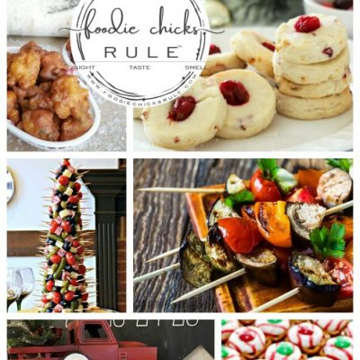 Holiday Appetizers and Dessert Ideas