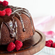 Old Fashioned Chocolate Pound Cake